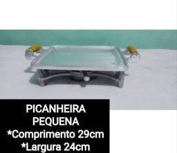 Título do anúncio: PICANHERERAS DE ALUMÍNIO BATIDO GROSSO