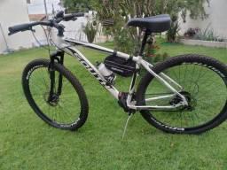 Título do anúncio: Bicicleta aro 29, Quadro 21, Usada apenas 1 vez