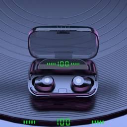 Fone de ouvido Bluetooth 5.1 Wireless Bateria Longa Duração Perfeito