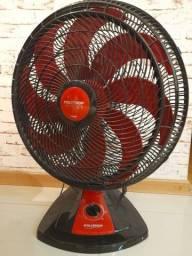 Título do anúncio: VENDO Ventilador New Ultra Wind Wide 50cm Polishop