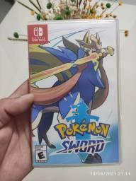 Título do anúncio: Pokemon Sword - Nintendo Switch