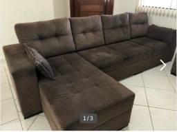 Título do anúncio: Sofá com chaise