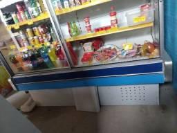 Título do anúncio: Vendo uma geladeira expositora 220v