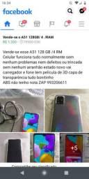 Vende-se o A51 128 GB