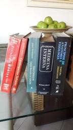 Título do anúncio: 5 (cinco) Livros de Medicina