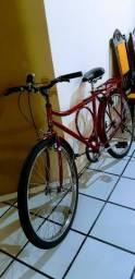 Título do anúncio: Bicicleta Barra Forte aro 26 TOP!