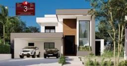 Título do anúncio: Casa com 3 dormitórios à venda, 250 m² por R$ 1.485.000,00 - Condomínio Reserva dos Vinhed