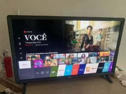 Título do anúncio: Tv Smart LG 32 polegadas