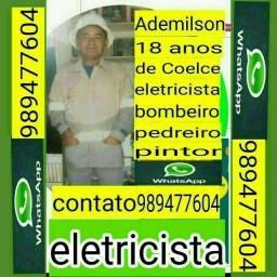 Título do anúncio: Electricista costa u3.3