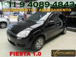 Ford Fiesta Hatch  1.0 - Ano 2006 - Financiamento Fácil