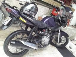 Moto Yamaha facto 125