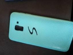 Vendo celular j6 top viu