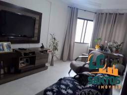 Título do anúncio: Apartamento Residencial de 2 Dormitórios para Venda no Campo Grande em Santos Próximo do H