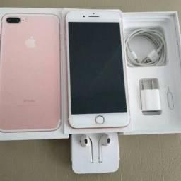 Título do anúncio: iPhone 7 Plus 128  vitrine garantia