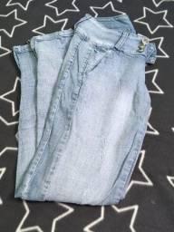 Título do anúncio: Calça jeans linda, Desapego 35,00