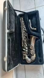 Sax alto troco por outro,leia a descrição