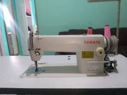 Título do anúncio: Maquina de costura industrial Yamata Bivolt