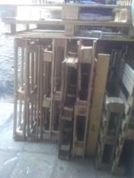 Palet de madeira