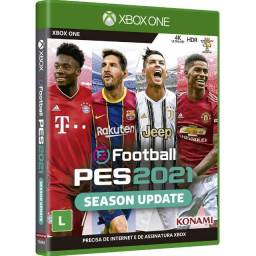 Novo pro evolution soccer ( pes 2021 ) xbox one