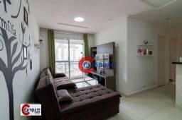 Título do anúncio: Apartamento com 2 dormitórios à venda, 50 m² por R$ 300.000,00 - Jardim Flor da Montanha -