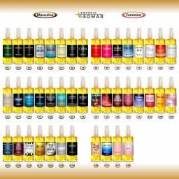 Título do anúncio: Pefume 60 ml 40% alta fixação Emporio somar fixessence