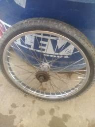 Par de roda Caloi Extra free