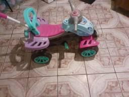 Título do anúncio: Quadriciclo Infantil