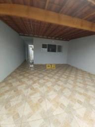 Título do anúncio: Casa com 3 dormitórios à venda, 118 m² por R$ 320.000,00 - Vera Cruz - Mongaguá/SP