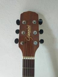 Título do anúncio: Vendo violão gianini malagoli