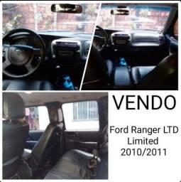 Título do anúncio: Ford Ranger Limited 2010/2011