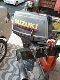 15 hp suzuki 2 tempo