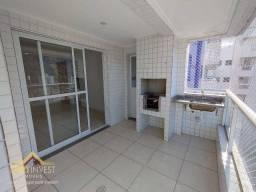 Título do anúncio: Apartamento com 3 dormitórios para alugar, 108 m² por R$ 3.500,00/mês - Canto do Forte - P