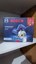 Título do anúncio: Serra Mármore Bosch 1,500W 127V Novo Nunca Usado