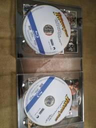 Título do anúncio: Box Blu-ray Indiana Jones A Aventura Completa 5 Discos