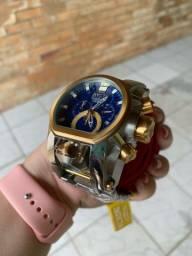 Título do anúncio: Relógio invicta Bolt Zeus Silver