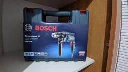 Título do anúncio: Furadeira de Impacto Bosch 650W Com Maleta Novo 127V Nunca Usado