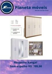 Título do anúncio: ROUPEIRO XANGAI NOVO/ CDS DVDS CDS DVDS CDS DVDS CDS DVDS