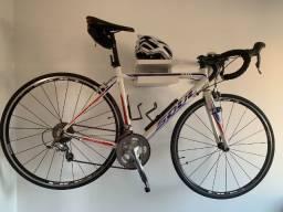 Bicicleta de estrada Soul 3R1 2015 com equipamentos inclusos (na descrição)