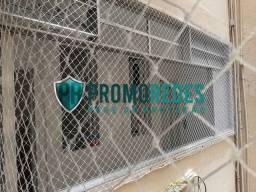 Tela de proteção /proteção para gatos e crianças