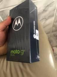 Moto g 9 Plus 128 gb azul lacrado
