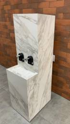 Bebedouro Esculpido em Porce. A partir R$ 2.999,90 A vista > Casa Nur - O Outlet
