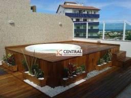 Apartamento Duplex com 2 dormitórios à venda, 150 m² por R$ 335.000,00 - Jardim Placaford