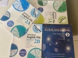Título do anúncio: Apostilas de Inglês Cambridge e Oxford Raridades