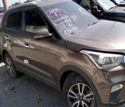 Título do anúncio: Sucata Hyundai Creta 1.6 16v