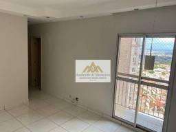 Título do anúncio: Apartamento com 3 dormitórios à venda, 62 m² por R$ 215.000 - Ipiranga - Ribeirão Preto/SP
