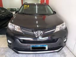 Título do anúncio: Toyota RAV4 4X4 + Gnv troco e financio aceito carro ou moto maior ou menor valor