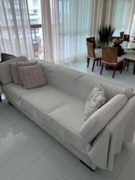 Título do anúncio: Lindo sofá 3 lugares