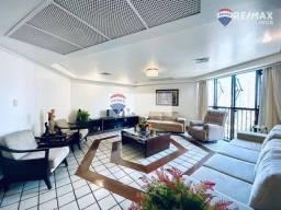 Título do anúncio: Apartamento -5 Quartos -Ed. Leonor Fernando -Batista Campos-Belém/PA
