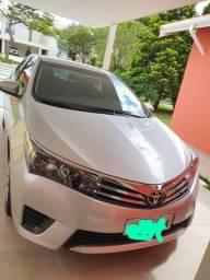 Toyota Corolla GLi 16/17 Prata