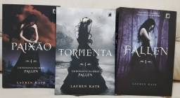 Livros - Saga Fallen